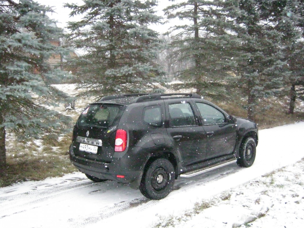 renault duster 1.6 2012 года
