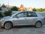 Nissan Tiida Latio, 1.5, 2005 года с пробегом, id 2900