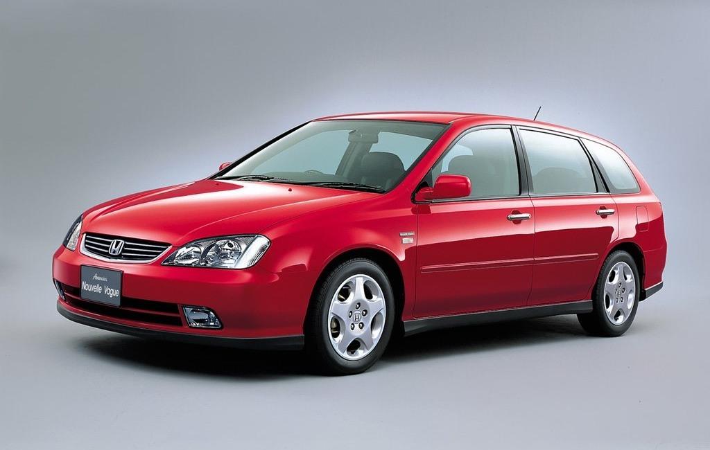 Honda Avancier (Хонда Авенсер) 2020 - обзор модели c фото и видео