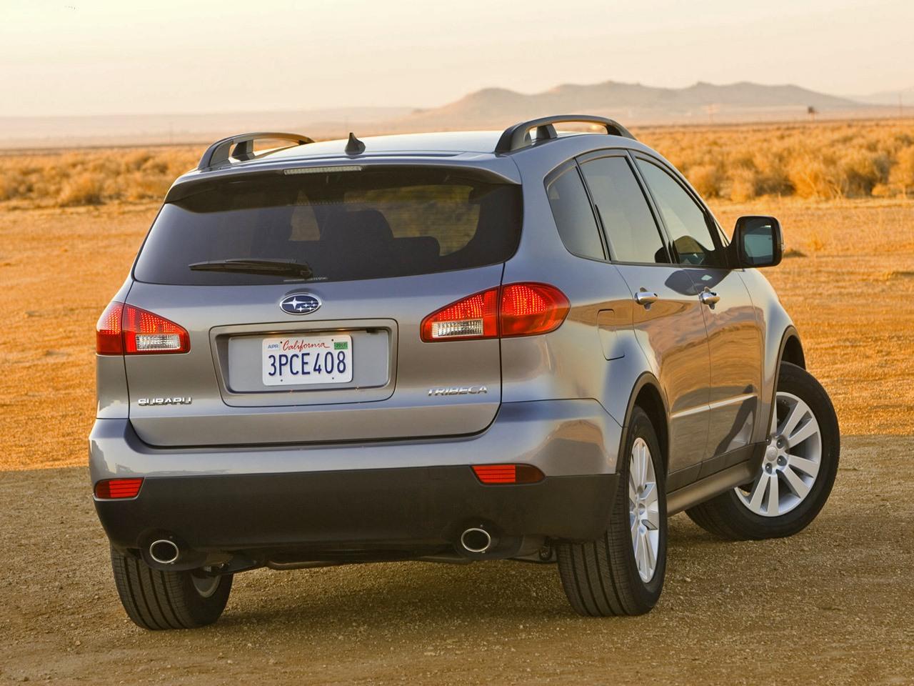 Subaru Tribeca (Субару Tribeca) 2020 - обзор модели c фото ...