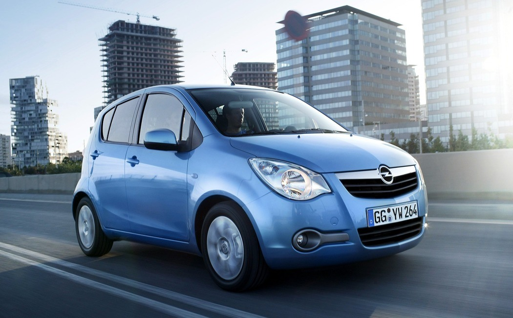 Opel Agila (Опель Agila) 2020 - обзор модели c фото и видео