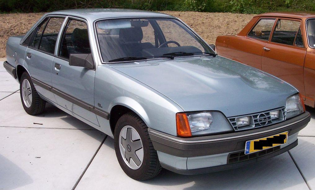 Opel Rekord (Опель Rekord) - обзор модели 2015, фото и видео Опель ...