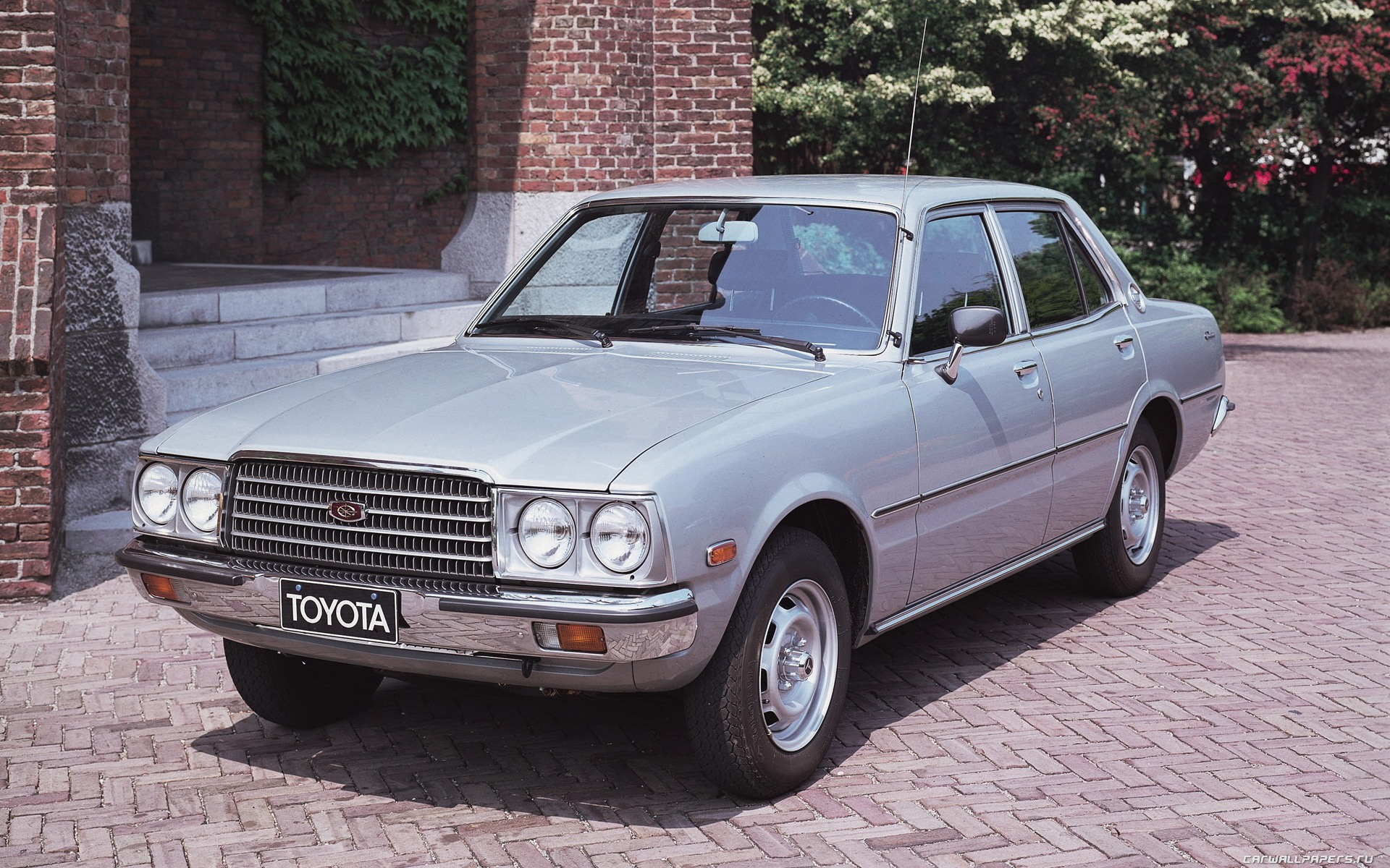 toyota corona tt 121 1977