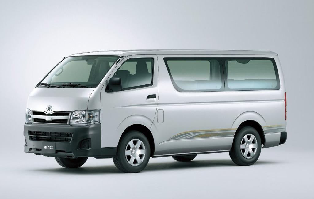 toyota hiace (Тойота hiace) 2020 - обзор модели c фото и видео