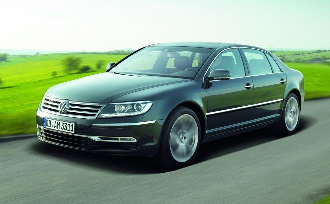 Новый Volkswagen Phaeton 2019 - фото, обзор, характеристика картинки