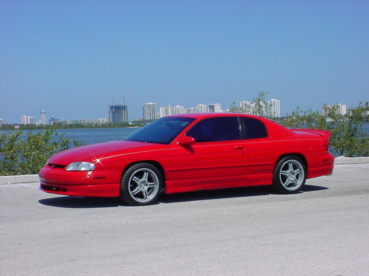 Chevrolet Monte Carlo (Шевроле Монте Карло) 2021 - обзор ...