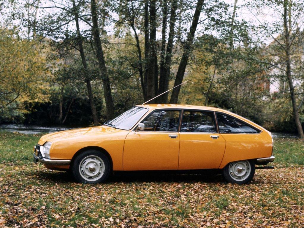 Γιατί το Citroen GS ψηφίστηκε «Αυτοκίνητο της Χρονιάς» το