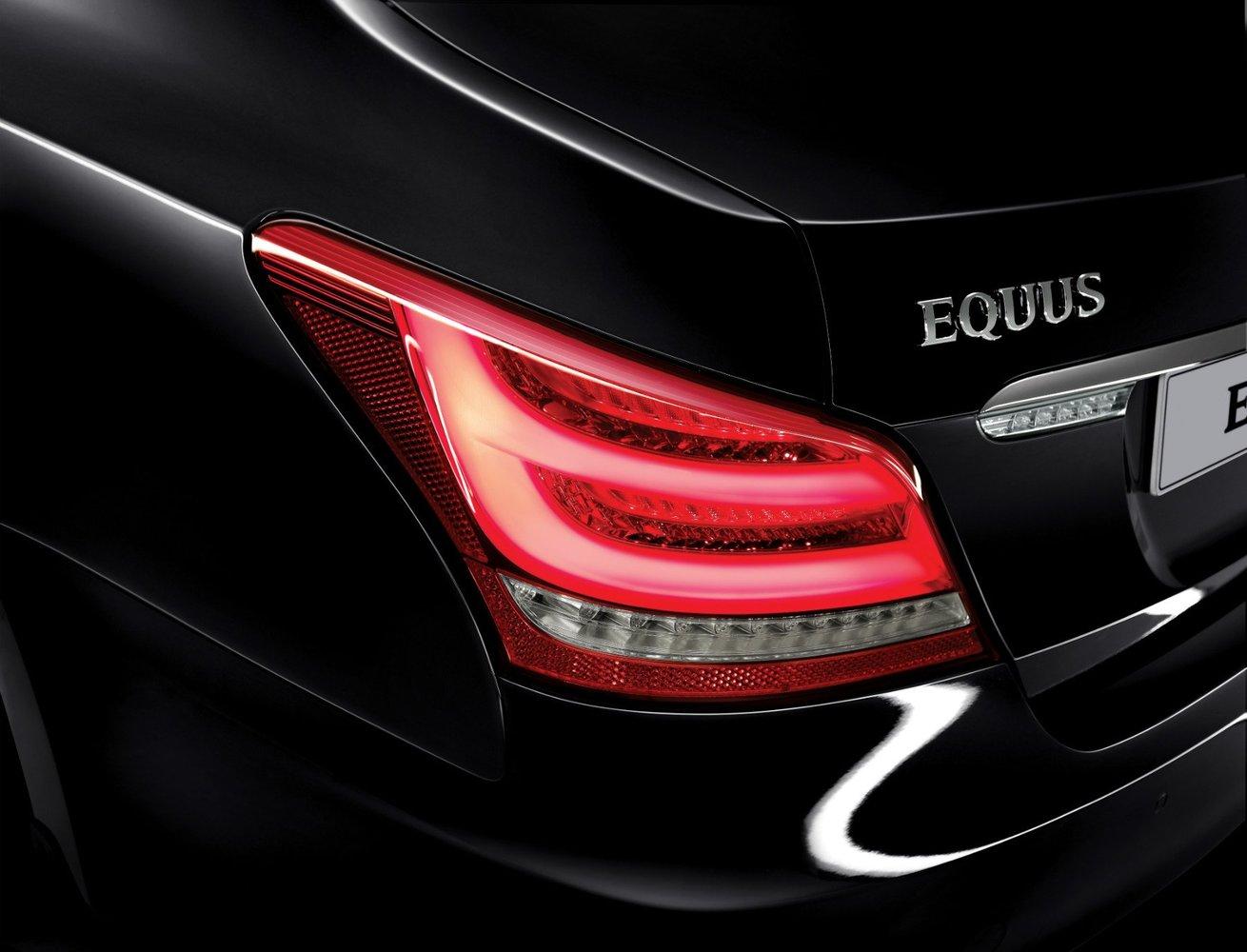 Hyundai Equus (Хюндай Эквис) 2020 - обзор модели c фото и ...