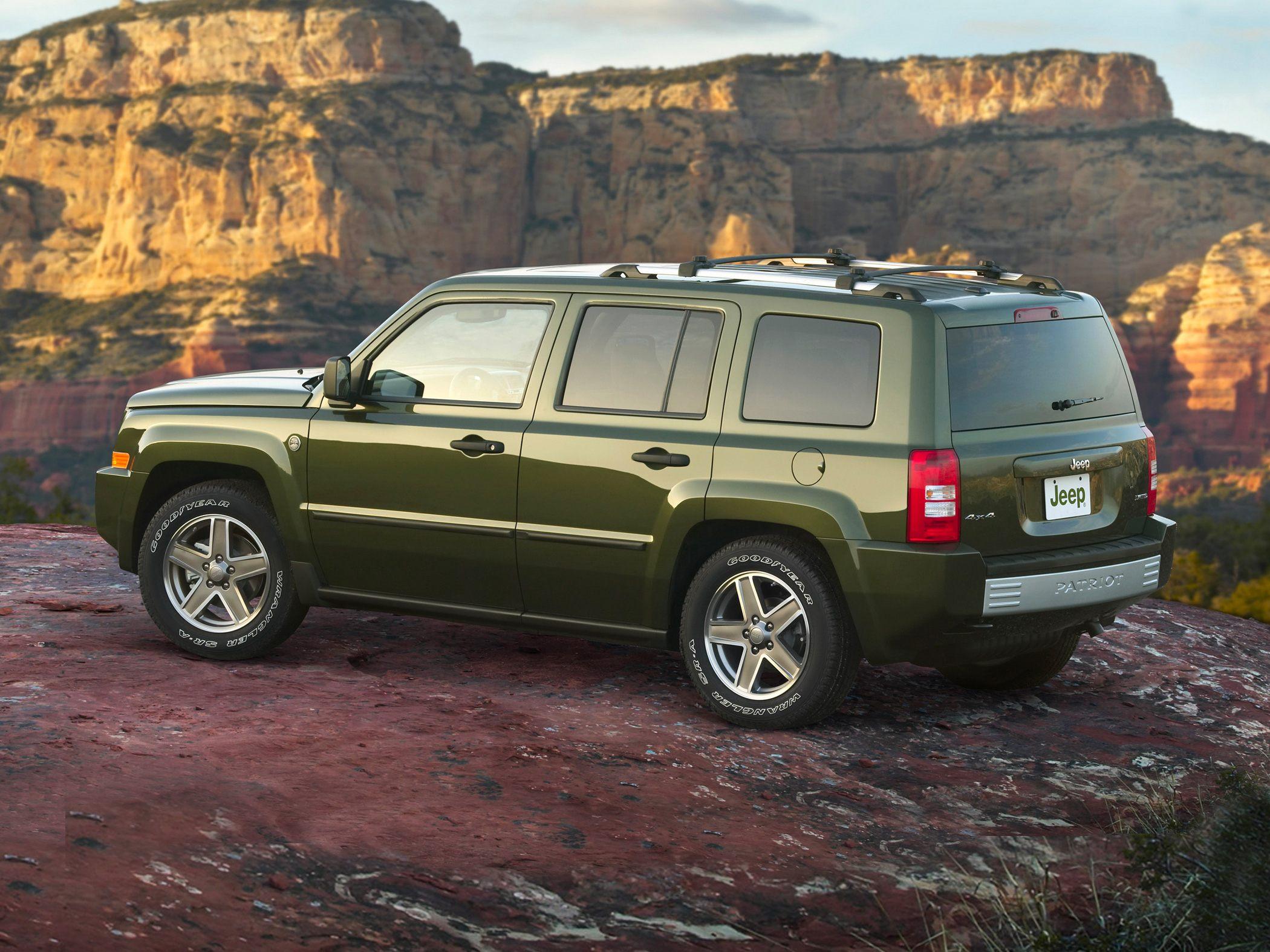 Jeep Patriot (Джип Патриот) 2021 - обзор модели c фото и видео