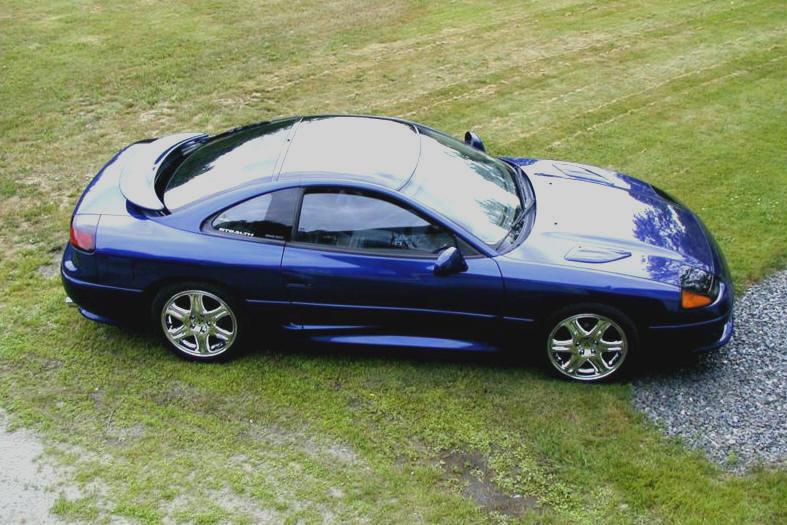 Dodge Stealth (Додж Stealth) 2020 - обзор модели c фото и ...