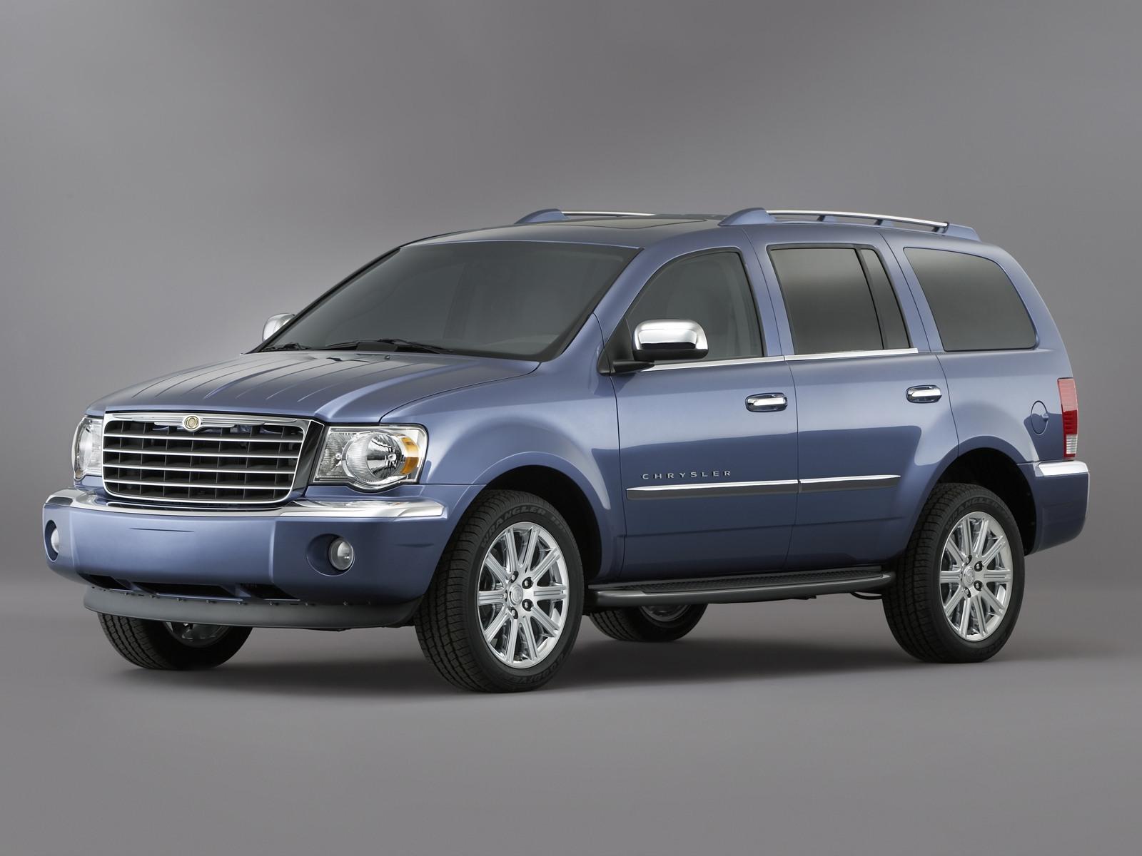 Chrysler Aspen (Крайслер Аспен) 2020 - обзор модели c фото ...