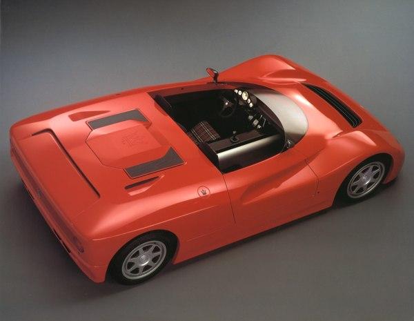 Maserati Barchetta (Мазерати Barchetta) 2020 - обзор модели c фото и видео