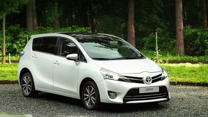 Toyota Corolla Verso Automobiliai | Autoplius.lt