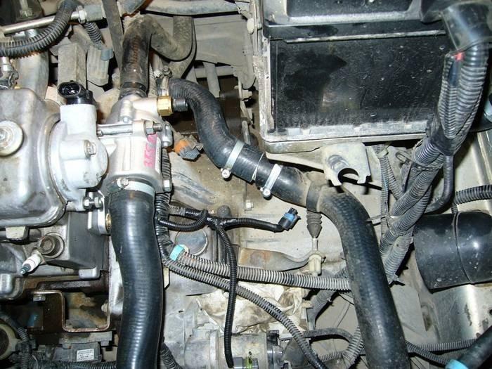 ремонт nissan patrol вентилятор охлаждения радиатора