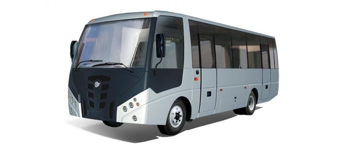 Тип кузова Автобус