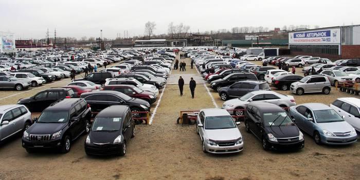 Продажа авто в Латвии