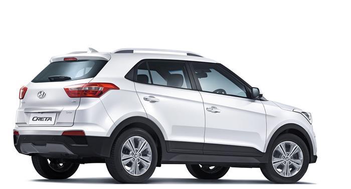 Стала известна стоимость Hyundai Creta в России