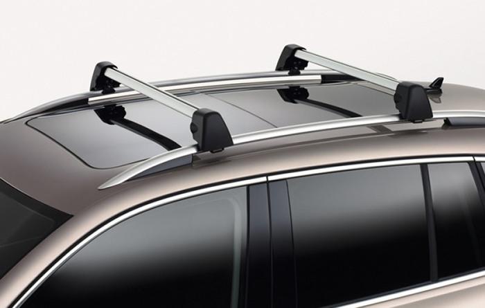 Как выбрать рейлинги на крышу автомобиля