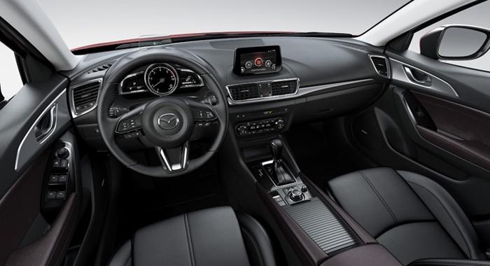 В РФ возникла доступная базовая версия седана Mazda3