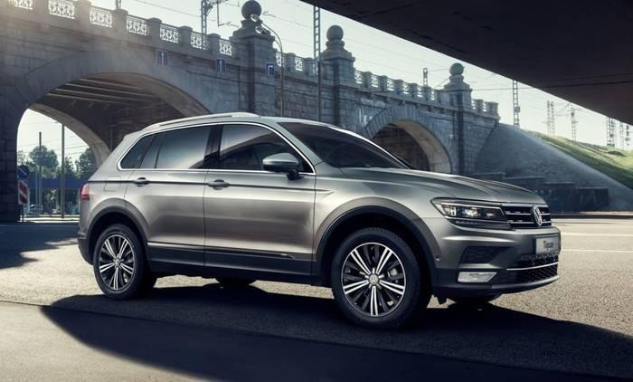 Продажи VW вначале года увеличились на3%
