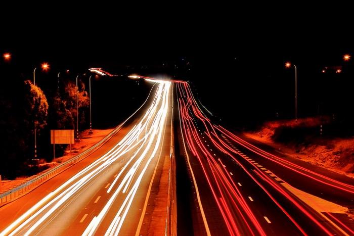 Ночная дорога полна опасностей