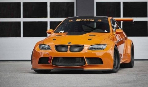 BMW G-Power M3 GT2 S Hurricane 2017