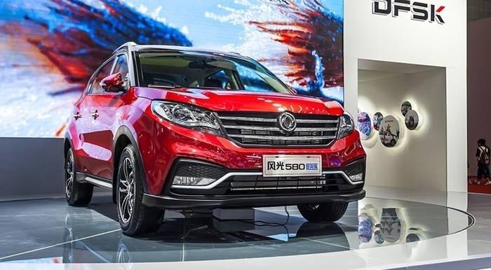 DongFeng привезет в РФ 4 новых автомобиля