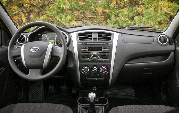 Приборная панель Datsun On-Do