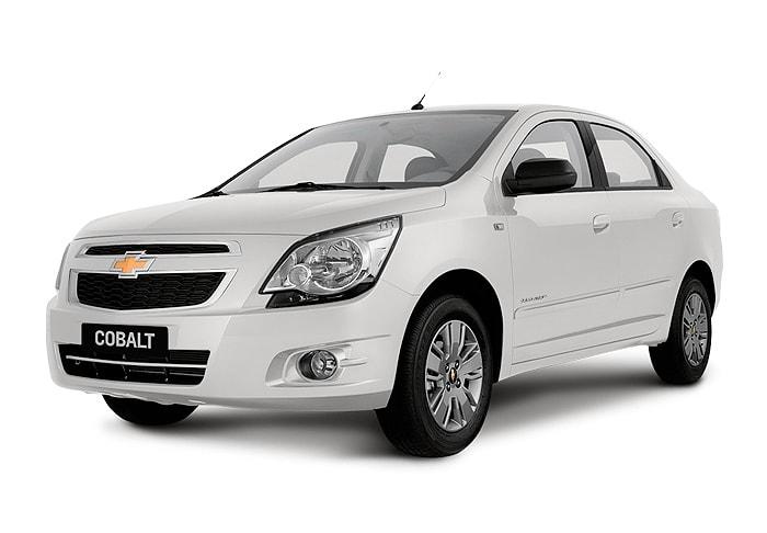 Бюджетный недорогой автомобиль Chevrolet Cobalt