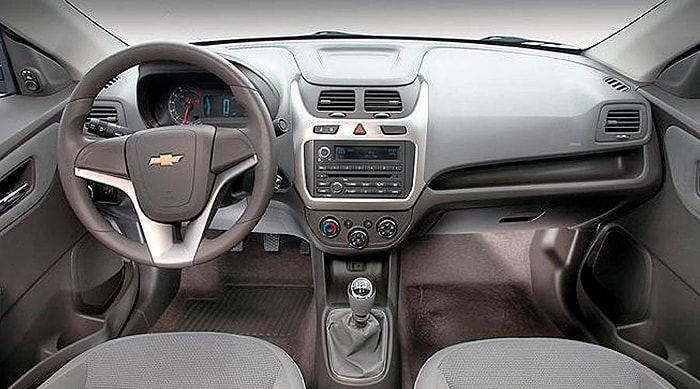 Приборная панель Chevrolet Cobalt