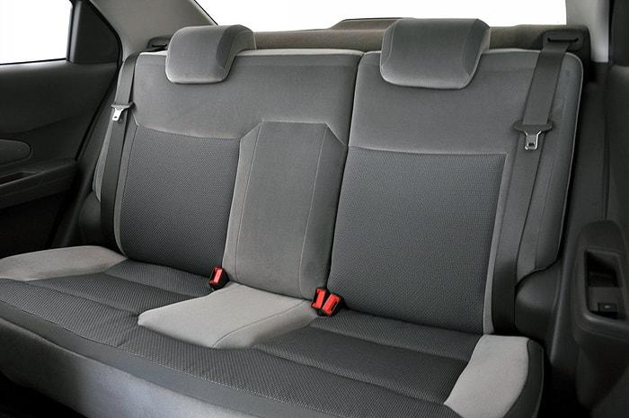 Задние сидения Chevrolet Cobalt