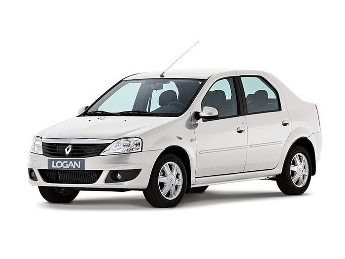 Бюджетный недорогой автомобиль Renault Logan