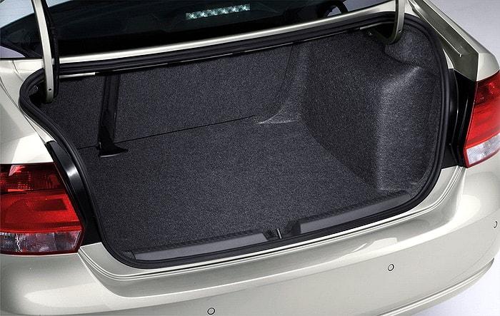 Багажник Volkswagen Polo