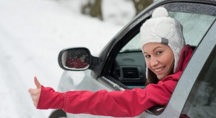 как ездить зимой на BMW e38