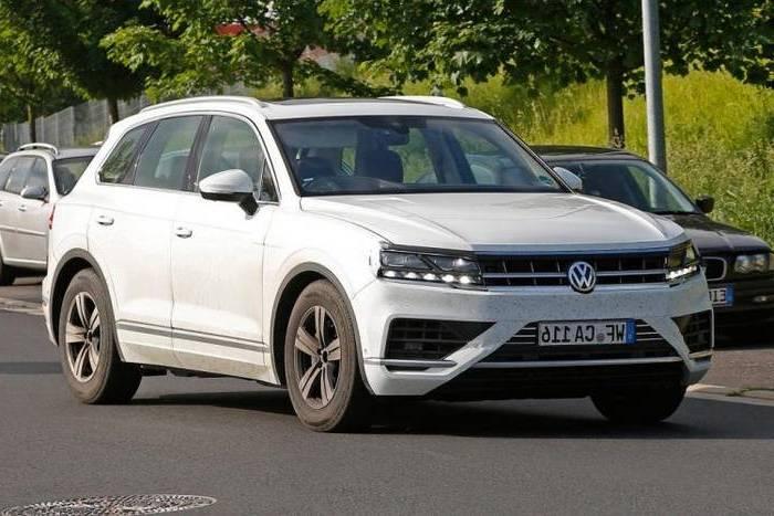 VW отзывает фургоны Crafter вРФ