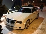 Chrysler Crossfire, 3.2, 2004 года с пробегом